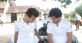 Sainz y Norris confirman su continuidad en McLaren