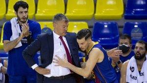 Sigue el Murcia - Barça Basket