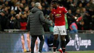 La situación de Pogba en Manchester podría dar un giro tras la salida de Mourinho
