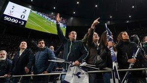 El Tottenham ha castigado el intento de reventa.