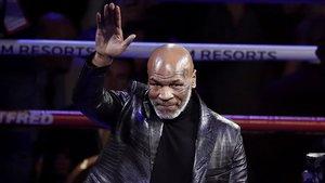 Tyson se siente preparado para volver al ring