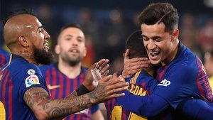 Valverde aún no tiene claro el once de la final de Copa