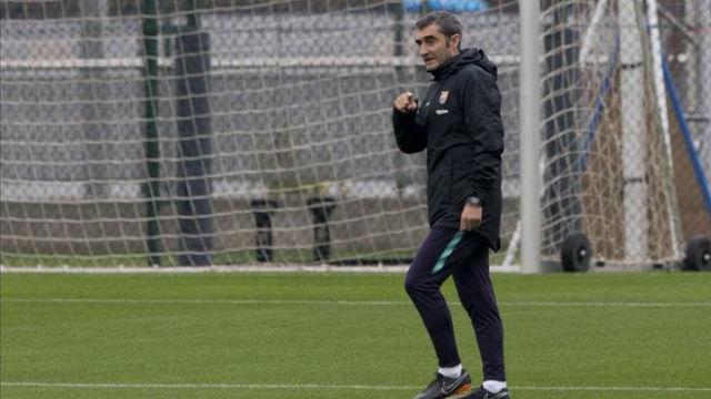 Valverde no se siente el verdugo de Lopetegui
