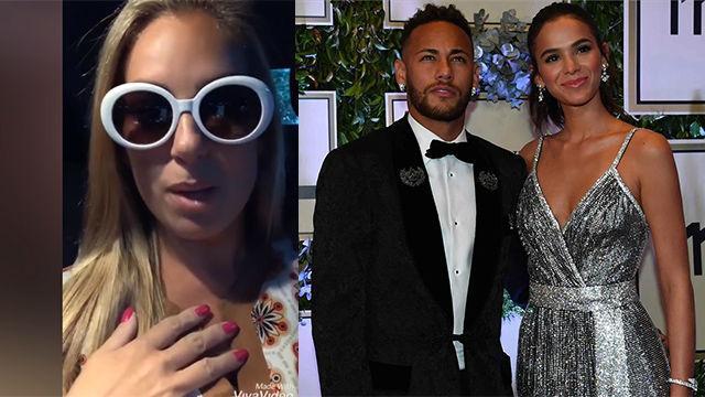 Youtuber brasileña carga contra Neymar y Bruna: Si yo contara lo que pasa con las mujeres que los jugadores invitan a Europa...