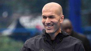Zidane interesa al Chelsea como sustituto de Sarri