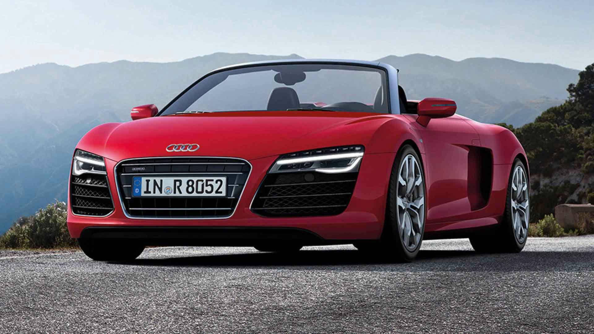 Audi R8 Spyder V10 - El coche de Aleix Vidal, el más caro del Barça