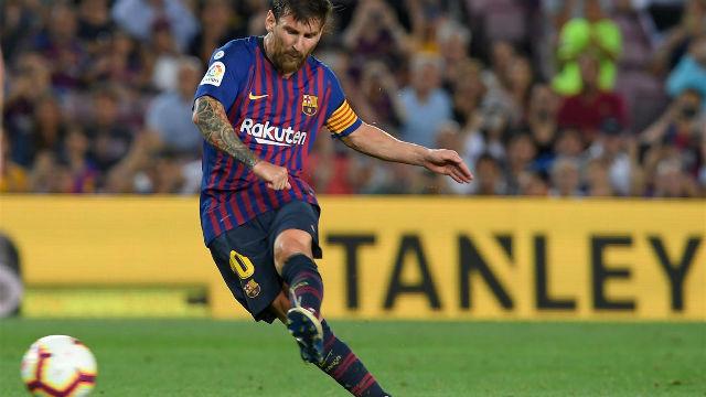 d612b1dd8e Si Messi marca en el primer partido de Liga