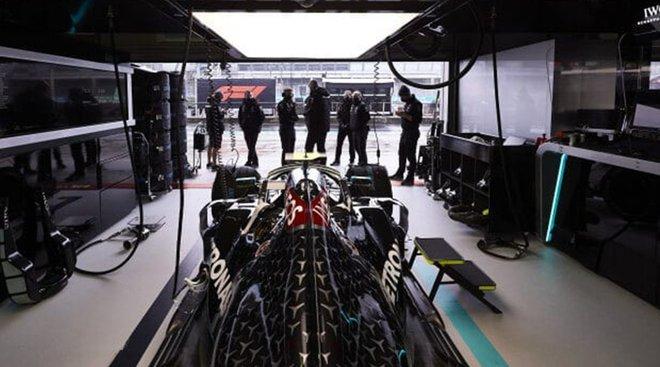 Hamilton y Mercedes, a sentenciar en Portugal