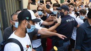 La abogada de la Juve se defiende en el caso Suárez