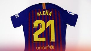 Official  Carles Aleña promoted to Barça's first team permanently 1fc8b244676ed