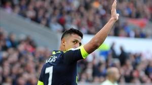 Alexis Sánchez, decidido a dejar el Arsenal este verano