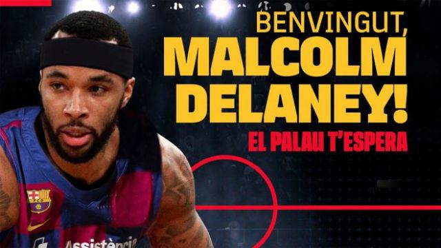 Así juega Malcom Delaney