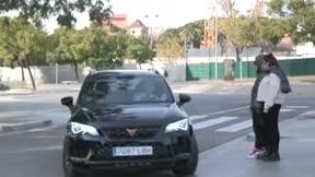 Así se marchó Valverde de la CE del Barça tras su reunión con Bartomeu