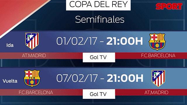 Beautiful Cuartos De La Copa Del Rey 2015 Photos - Casa & Diseño ...