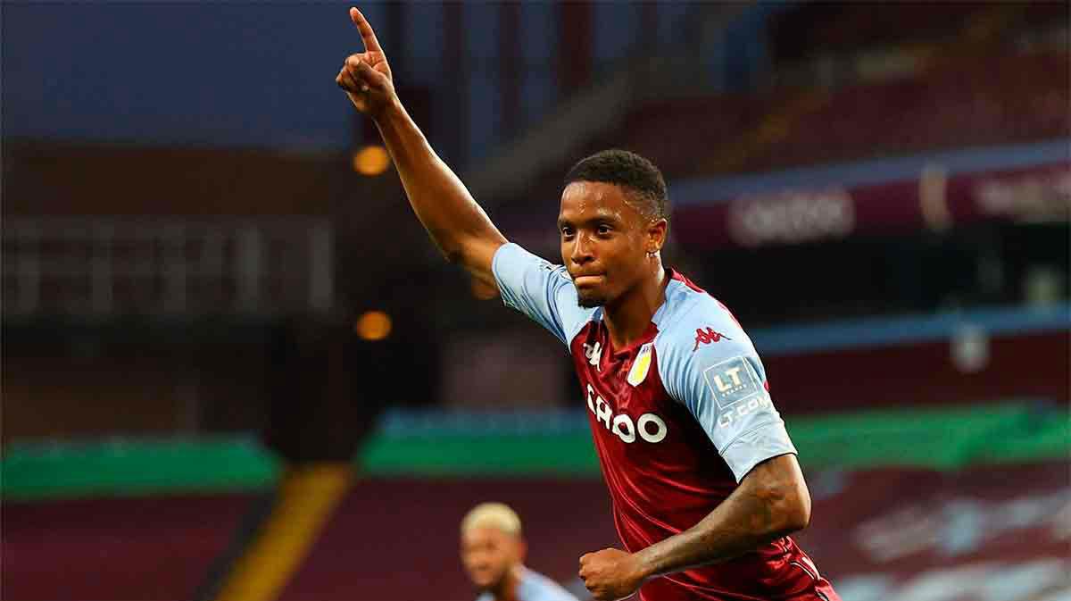 El Aston Villa consigue la victoria en casa frente al Sheffield