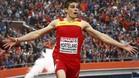 Bruno Hortelano se consagró en los Europeos de Amsterdam