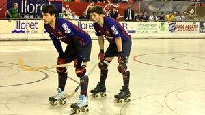 El Barça Lassa ganó con solvencia en Lloret