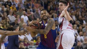 El Barça Lassa le puso garra para darle la vuelta al partido