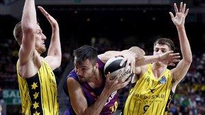 El Barça tumbó al Tenerife y jugará la gran final