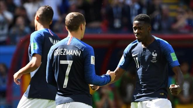 """Ben Arfa: """"Dembelé puede hacer campeón a Francia"""""""