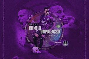 Camilo Sanvezzo jugará con su tercer equipo en el fútbol mexicano