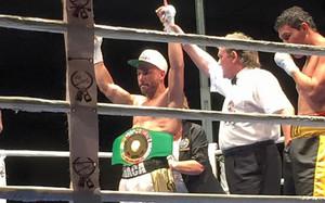 Chaca logró la victoria