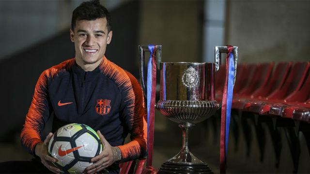 Coutinho: Desde que supe del interés del Barça, quise venir