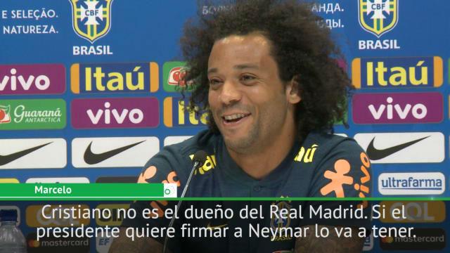 El dardo de Marcelo a Cristiano Ronaldo