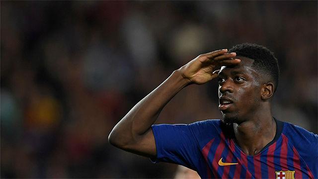 Dembelé supera a Neymar