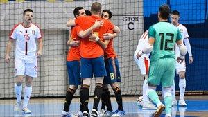España logró la clasificación directa para el Mundial de Lituania