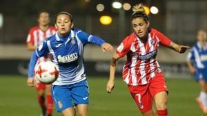 El Espanyol se enfrentó al Atlético de Madrid en la jornada 12