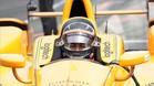 Fernando Alonso ha destacado en la clasificación de Indianápolis