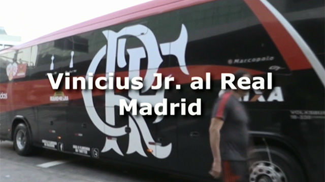 Flamengo confirma fichaje de Vinicius Jr. por el Real Madrid desde 2018