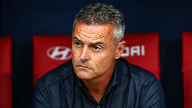 Fran Escribá deja de ser entrenador del Celta