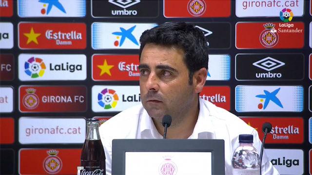 Gallego: Intentaremos crecer con otra apuesta diferente a la de Quique