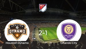 El Houston Dynamo vence 2-1 en su estadio frente al Orlando City