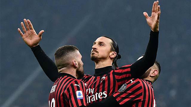 Ibrahimovic sigue haciendo historia en Italia