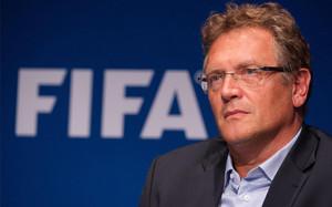 Jérôme Valcke podría ser sancionado nueve años