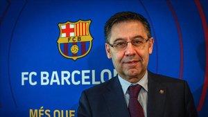 Josep Maria Bartomeu se desplazará el lunes a Portugal