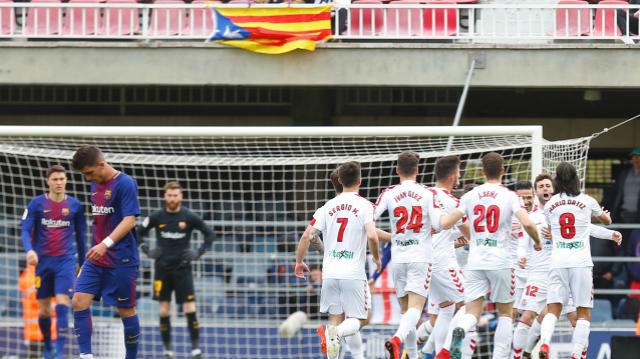 LALIGA 123 | Barça B - Cultural Leonesa (0-1)