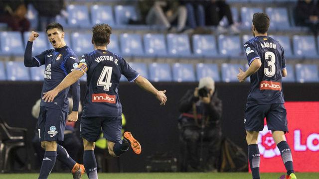 LALIGA | Celta - Espanyol (2-2): Gerard Moreno anotó un golazo y salvó un punto para el Espanyol