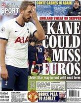 Las portadas del día en la prensa deportiva