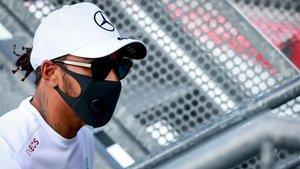 Lewis Hamilton en una imagen de archivo.