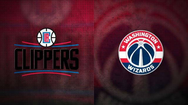 Los Clippers sacan músculo ante de los Wizards