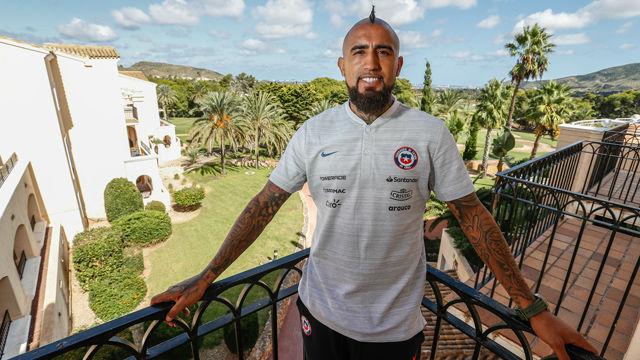 Mañana, en SPORT, entrevista exclusiva con Arturo Vidal