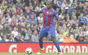 Marlon Santos ya jugó unos minutos ante el Celtic
