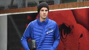 Morata no acaba de estar a gusto en el Chelsea