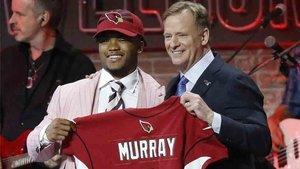 Murray fue elegido por los Cardinals