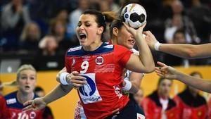 Una Jugadora Noruega Acusa A La Selección Masculina De Difundir Fotos