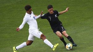 Nueva Zelanda logró una de las mayores goleadas en Copas del Mundo